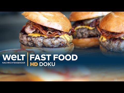 Schnell & Lecker? Fast Food Vs. Street Food | HD Doku