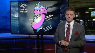 Njtv News Weather Latest Forecast Weekend Blizzard
