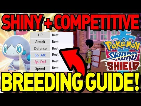 ULTIMATE BREEDING GUIDE! SHINY And COMPETITIVE BREEDING In Pokemon Sword And Shield!