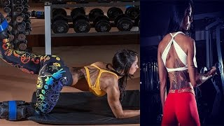 Video ALINE MACHADO - IFBB Wellness Athlete: Workouts & Exercises @ Brazil download MP3, 3GP, MP4, WEBM, AVI, FLV Juli 2018
