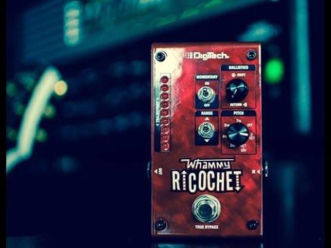 Digitech Whammy Ricochet