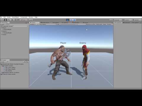 BladeSmith Melee Combat System - Basics Tutorial [UNITY]