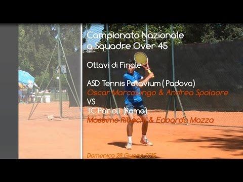 Campionato di Tennis a Squadre Over 45. ASD Tennis Patavium