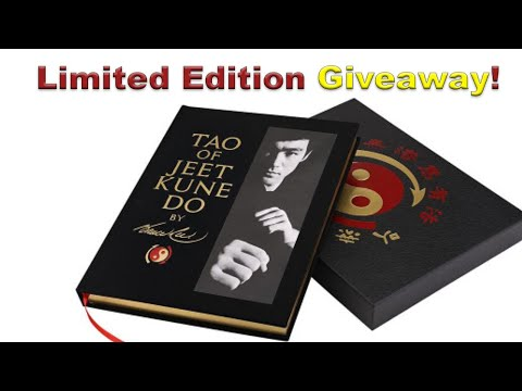 limited-edition-tao-of-jeet-kune-do-review-and-***giveaway***