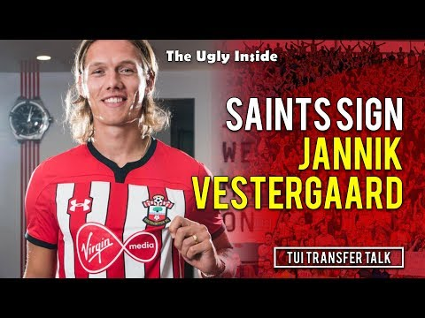 TUI Transfer Talk: Southampton sign Jannik Vestergaard | The Ugly Inside