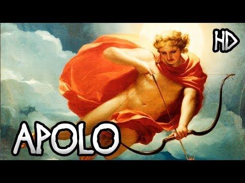 El mito de Apolo, dios  de la belleza y representación del sol -  Sello Arcano