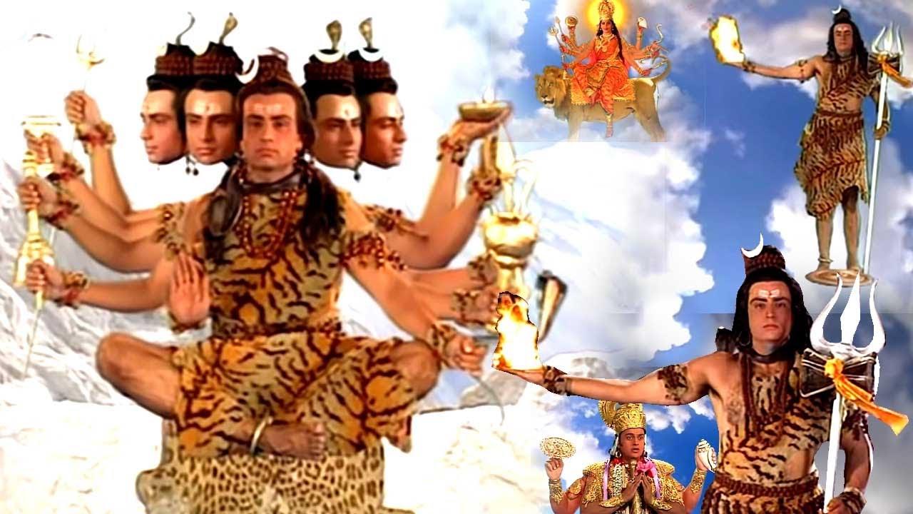 श्री हरी विष्णु ने अपने सुदर्शन चक्र से  देवी सती को शिव के बाँहों से किया मुक्त | Jap Tap Vrat