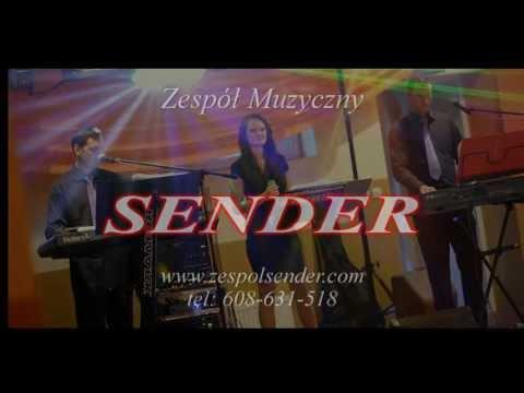 Zespół Muzyczny SENDER   Kankan Warszawa, Garwolin,Kozłówka,Michów,