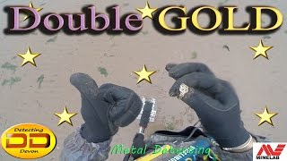 Metal Detecting - Beach - Double GOLD- 2015