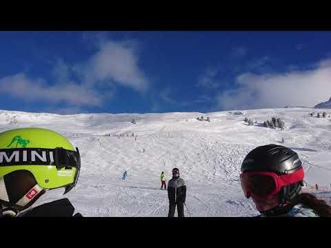 Skiing During Christmas Vacation #Ski #Hochzeiger #Pitztal #Jerzens #SkiGebiet #Austria #Österreich