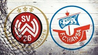Interviews nach dem 16. Spieltag | Auswärtsspiel SV Wehen Wiesbaden