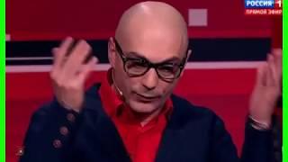 """Армен Гаспарян """"Вечер у Соловьёва"""" о реабилитации Гитлера."""