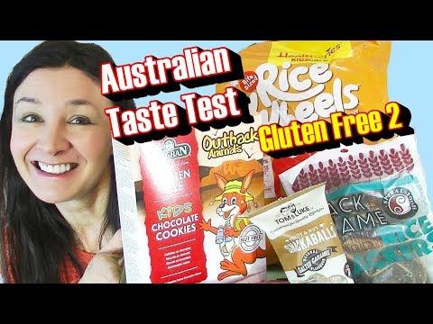 Australian Taste Test - Gluten Free Edition 2