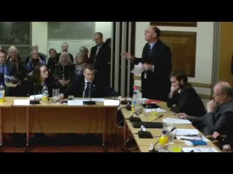 Rutland County Council Meeting 15th January 2018 Video 1 Oakham Town Petition and Oakham Enterprise