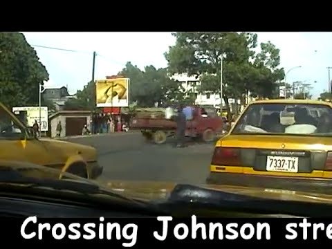 A Video Tour of Monrovia. Liberia, West Africa. Liberia, one of Africa 54 State.