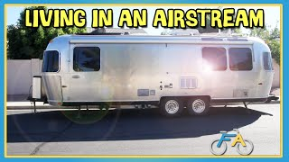 LIFE IN AN AIRSTREAM