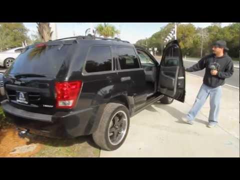 Autoline's 2005 Jeep Grand Cherokee Laredo Walk Around Review Test Drive