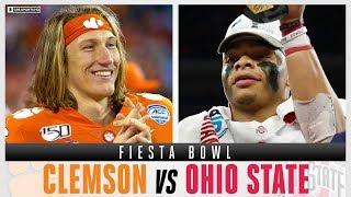 Fiesta Bowl Expert Picks: #3 Clemson vs #2 Ohio State, Trevor Lawrence vs Justin Fields | CBS Sports