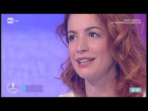 Download Andrea Delogu a Unomattina - Unomattina 08/10/2020