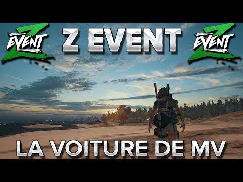 Z Event #7 : La voiture de MV.