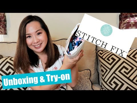 Stitch Fix Unboxing & Try-on | January 2019