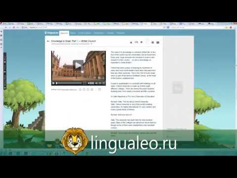 Промо коды LinguaLeo