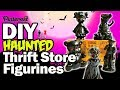 DIY Haunted Thrift Store Figurines Man Vs Pin mp3