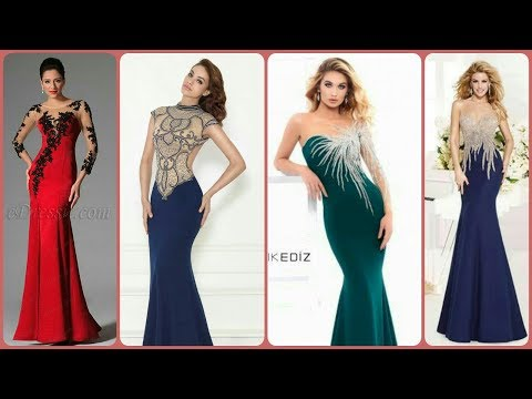 stunning-embroidered-and-evening-outfits-ideas/mermaid-style-dresses-for-women's
