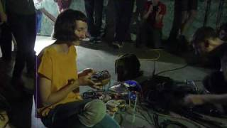 Lucky Dragons Live at Sculpture Space NY