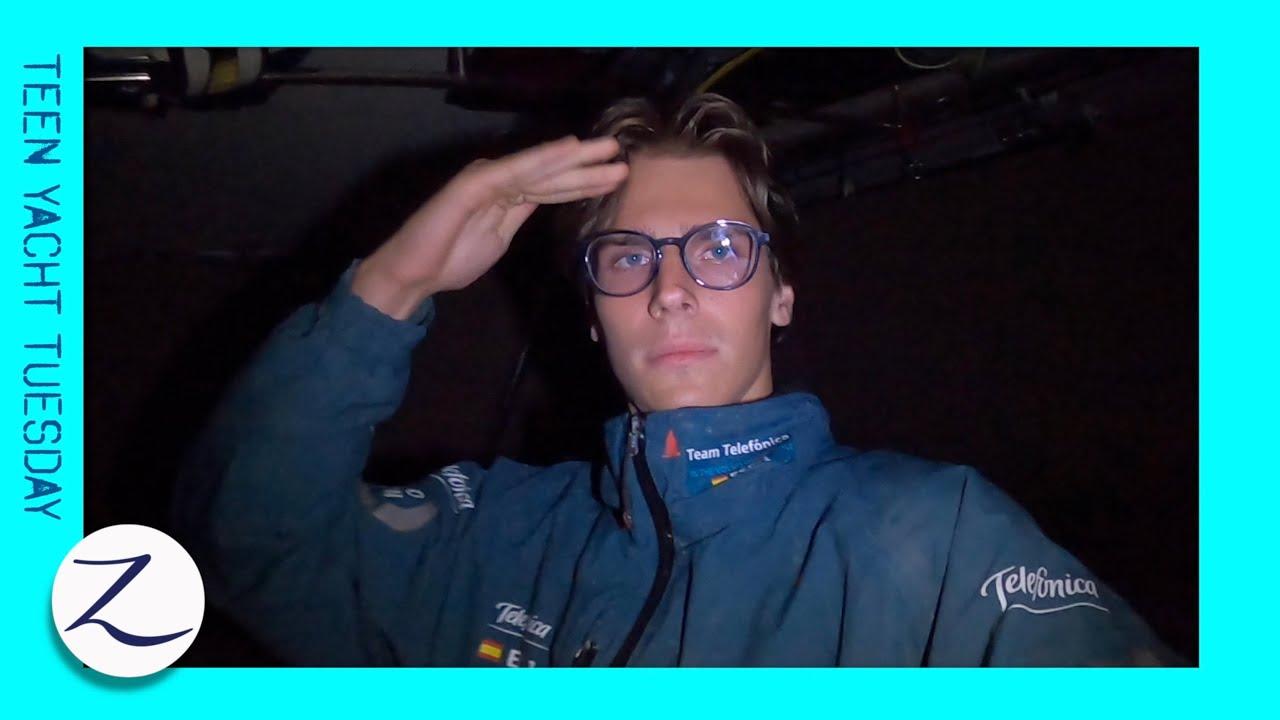 Ahoy! Sailing Teens on Night Watch (Teen Yacht Tuesday)