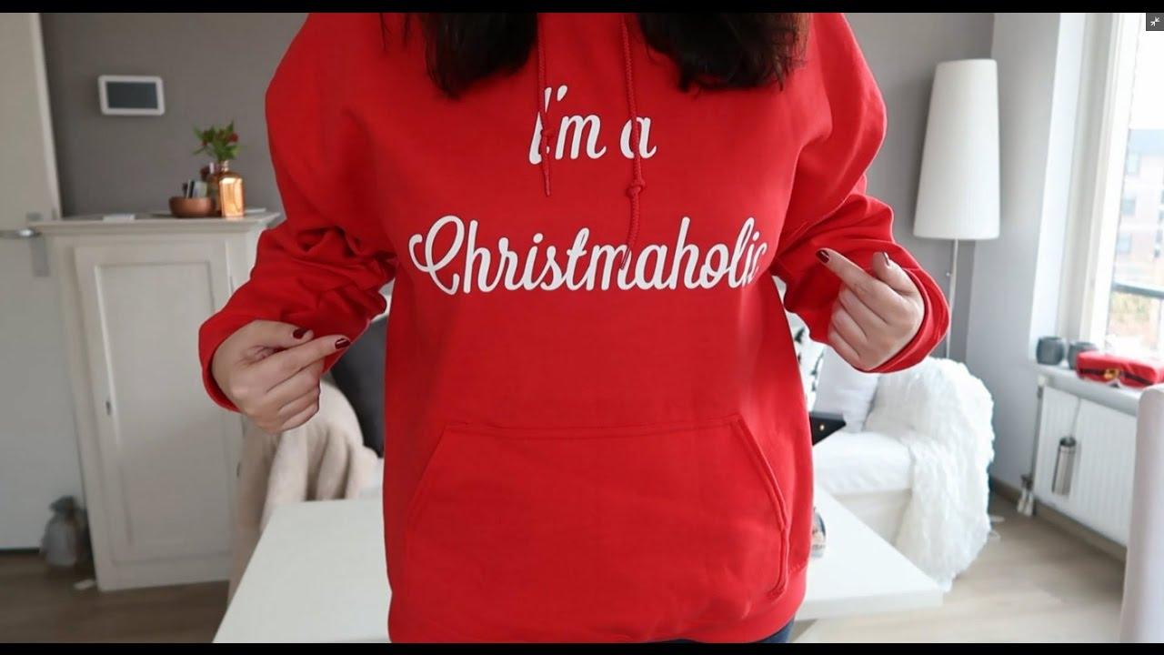 Kersttrui V En D.Nieuwe Kerstwebshop De Christmaholic Kersttrui Youtube