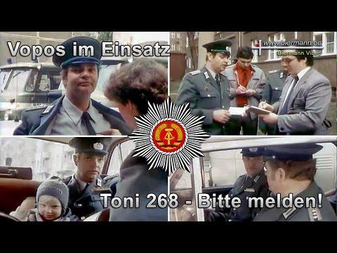 Toni 268 - Bitte melden! Vopos im Einsatz (1985)