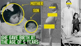 World's Youngest Mother Who Gave Birth At The Age Of 5
