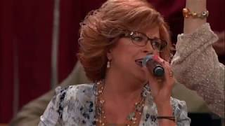 "Kim Coleman singing ""Jerusalem"" at Family Worship Center in Baton Rouge, LA. http://sonlifetv.com/ https://www.gabrielswaggart.org/crossfire/ ..."