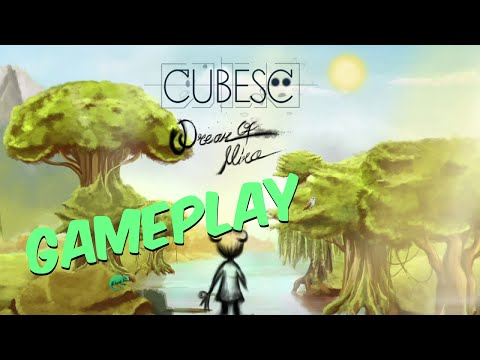 Cubesc: Dreams Of Mira Mobile iOS Gameplay Review!