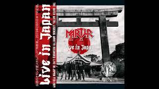 Martyr - Live in Japan (2019)