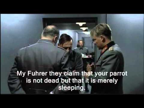 Hitler Tries to Buy a Parrot