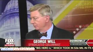 "George Will: Obama's ""Policies Are Defensible"", But His Methods Are ""Execrable"""