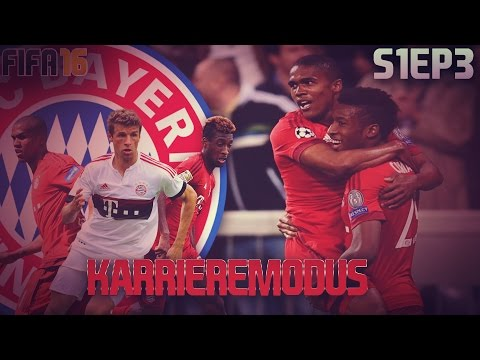 FIFA 16 Karrieremodus (FC Bayern) - I'M IN LOVE THE CO-CO! N
