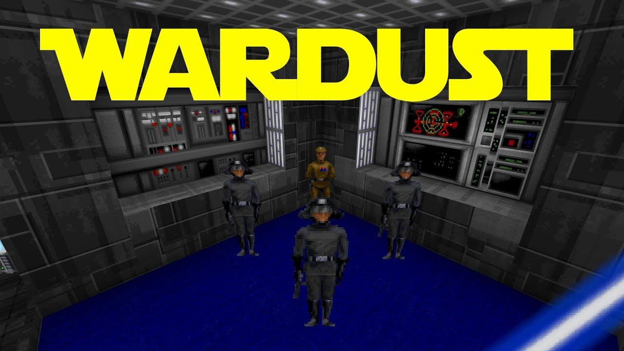 Star Wars Doom in 2018 | WARDUST | spacwars wad
