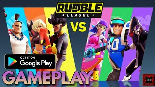 Rumble League Android Gameplay