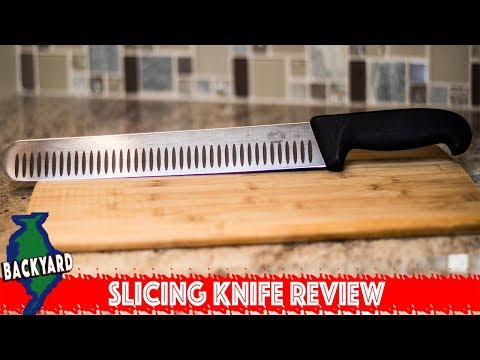 Victorinox 12 Inch Fibrox Pro Slicing Knife – Review and Demonstration on a Brisket