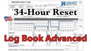 Log Books | 34-hour reset in the United States