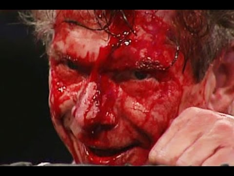 10 Bloodiest WWE Matches Of All Time