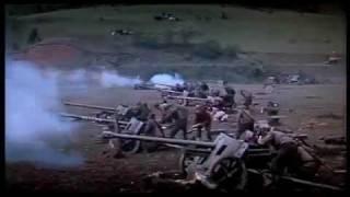The Battle Of Neretva - Tank Scenes