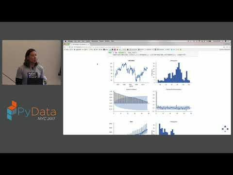 Jeffrey Yau - Time Series Forecasting using Statistical and Machine Learning Models