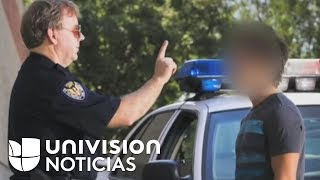 ¿Cómo verifica la policía si un conductor está en estado de ebriedad?