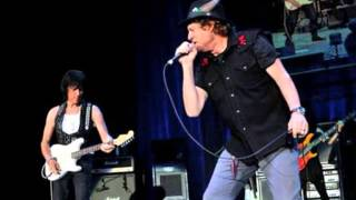Jeff Beck & Jimmy Hall - A Change Is Gonna Come (live)