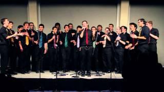 "Mass Transit NYU -- ""Clarity"" (A Cappella)"