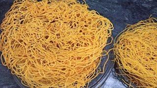ఈసర పడ ఇల కలపత కరపపస చల గలలగ వసతద  karapusa recipe in Telugu  plain sev